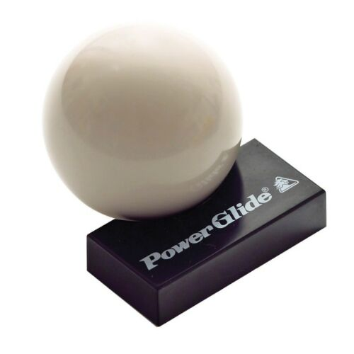 Powerglide Single Cue Ball Only Snooker /& Pool Accessories Replacement White
