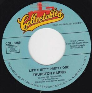 THURSTON-HARRIS-Little-Bitty-Pretty-One-7-034-45