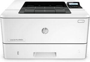 HP-LaserJet-Pro-M402n-Monochrome-Laser-Printer-NO-INK