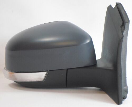 For Ford Focus Mk3 Estate 2//2011-/> Power Folding Wing Mirror Primed Right OS