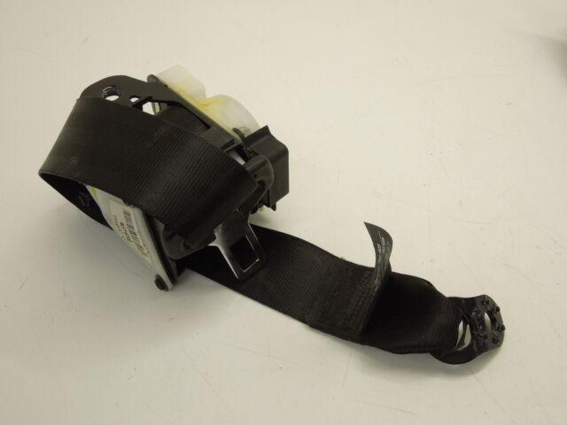 AUDI A4 8E B6 B7 REAR SEAT BELT LEFT OR RIGHT BLACK 8E5857805E