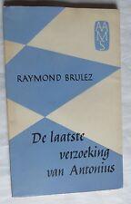 De laatste verzoeking van Antonius door Raymond Brulez – 1954 –