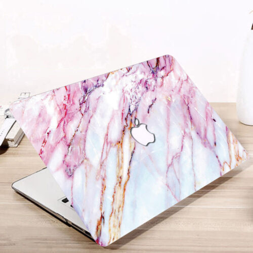 """MR Hard Case Shell Rubberized Keypad Cover For Macbook Pro 13/""""//15/"""" Air 11/""""//13/"""""""
