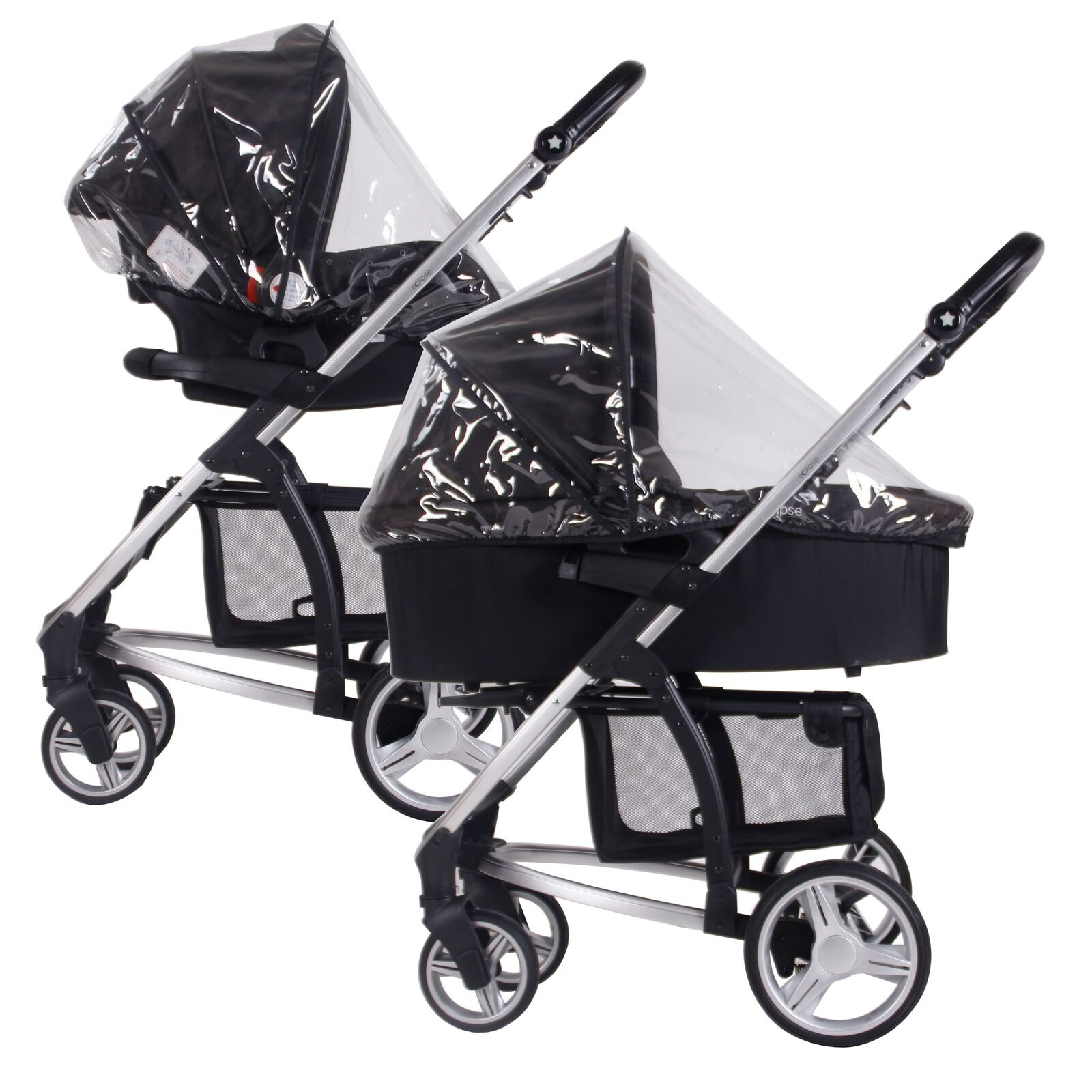 Brand new Kiddycover universal raincover for icandy peach or similar pushchair