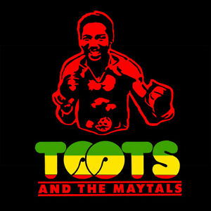 SKA T SHIRT/HOODIE TOOTS T SHIRT TOOTS & THE MAYTALS T SHIRT REGGAE T SHIRT