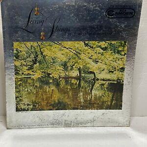 Living Strings Play Music For Romance: RCA Camden 1960 LP (Classical / Modern)