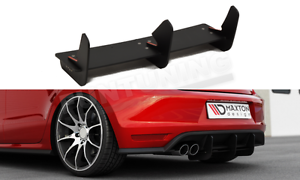 VW-POLO-6c-GTI-diffusore-posteriore-posteriore-Grembiule-PARAURTI-5-vi-approccio-posteriore-6-C-WRC