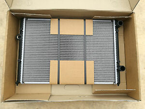 Acheter Pas Cher Destockage ! Radiateur Volkswagen Passat B3 B4 Variant Nissens 65251 Apparence Attractive