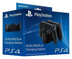 Dualshock 4 Charging Station PS4 BASE DE CARGA MANDOS PS4 MANDO