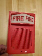 Simplex Fire Alarm Beacon 2902 9739