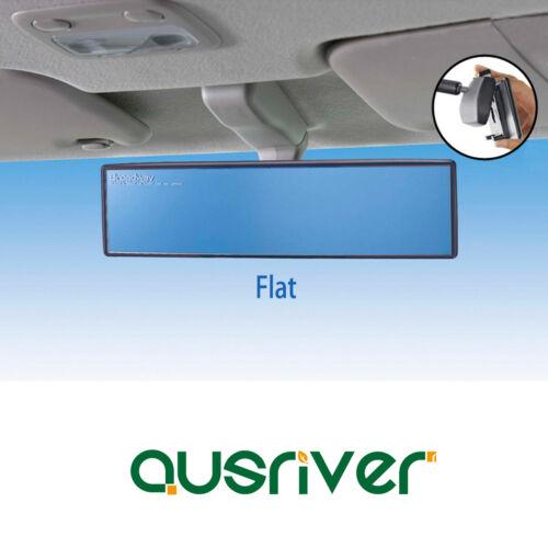 D0 300mm Napolex Broadway Anti-dazzling Flat Inside Car Wide Rear View Mirror