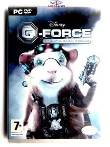G-Force-PC-Nuevo-Precintado-Retro-Videogame-Videojuego-Sealed-New-PAL-SPA