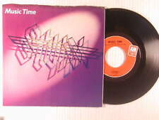 Styx 45 wps MUSIC TIME / HEAVY METAL POISONING ~ A&M VG+ to VG++ rock