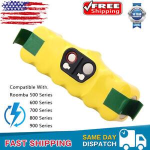 14-4V-NI-MH-Battery-For-iRobot-Roomba-500-600-650-700-800-595-620-660-780-Series