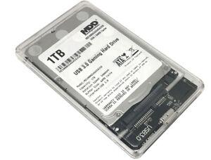 New MDD 1TB USB 3.0 PlayStation4 External Gaming Hard ...