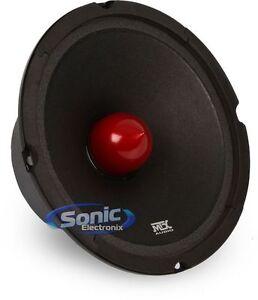 MTX-Single-200W-6-5-034-RoadThunder-Car-Stereo-Mid-Bass-Speaker-Driver-RTX658