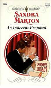 Complete Set Series - Lot of 4 Landon's Legacy books by Sandra Marton