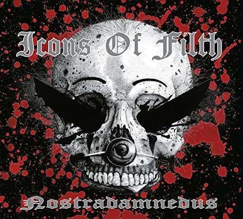 Iconos Of Filth - Nostradamnedus Nuevo CD Digi