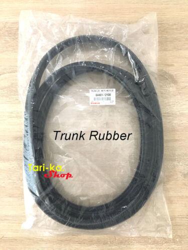 Trunk Lid Rubber Seal T//L For Toyota Corolla KE70 AE70 AE71 CE70 TE71 TE72 2D 4D