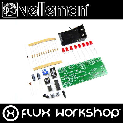 VELLEMAN MK107 KIT LUCE LED in esecuzione