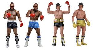 Film-fanartikel Sammeln & Seltenes 100% Wahr Rocky Balboa 40th Anniversary Series 1 Sylvester Stallone Mr.t Boxer Figur Neca