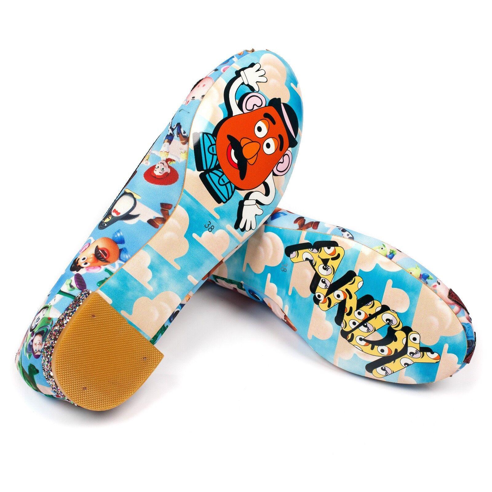 Irregular Toy Choice Keep Em Together Disney Toy Irregular Story Mr&Ms Potato Head Schuhe 5.5-10 2acaf5