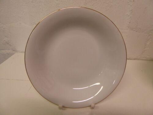 Winterling Tafelservice Porzellan Suppenteller Teller tief 22cm Goldrand