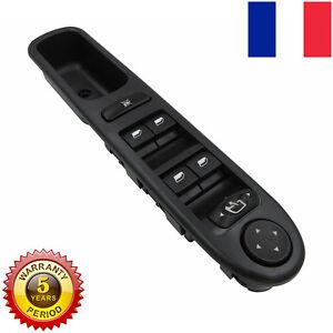 Platine Commande Lève-Vitre Electrique for Peugeot 307 6554KT