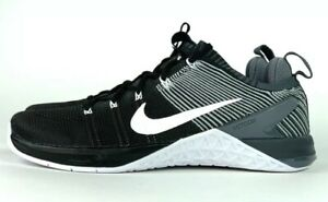 new concept c9c7f fdc8b Image is loading Nike-Metcon-DSX-Flyknit-2-Training-Shoe-Black-