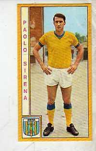 FIGURINA CALCIATORI PANINI-1969//70-VERONA-SIRENA