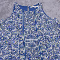 Max Studio Womens Lined Blouse Shirt Top Size Small S