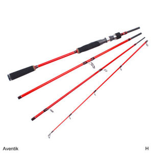 Aventik-spinning-rod-Travel-rod-High-Module-Carbon-Fast-Action-Light-Weight-rod