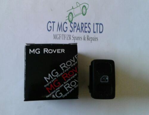 ELECTRIC WINDOW SWITCH YUF101060PMA new Genuine MGF MARK 1 GT MG SPARES LTD