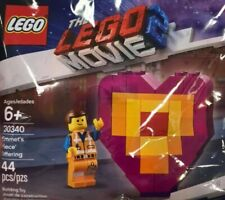 The Lego Movie 2 Emmet/'s Peace Offering 30340 w// Emmet Minifigure Polybag 44pcs
