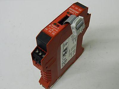 GuardMaster MINOTAURO MSR220P 2ch Safety Relay Modulo INPUT 440R-H23178
