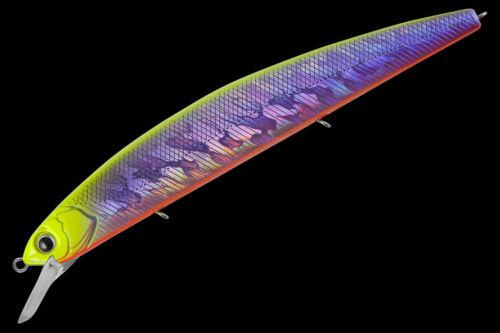 TsuYoki Chance 130SP fishing lures range of colours
