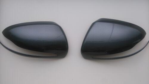 Retrovisores carbono Mercedes Clase C W205 y GLC