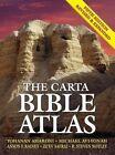 The Carta Bible Atlas by Yohanan Aharoni (Hardback, 2012)