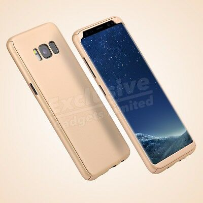 Luxury Ultra Slim Shockproof Bumper Case Cover for Samsung Galaxy S7 S8 S9 Plus