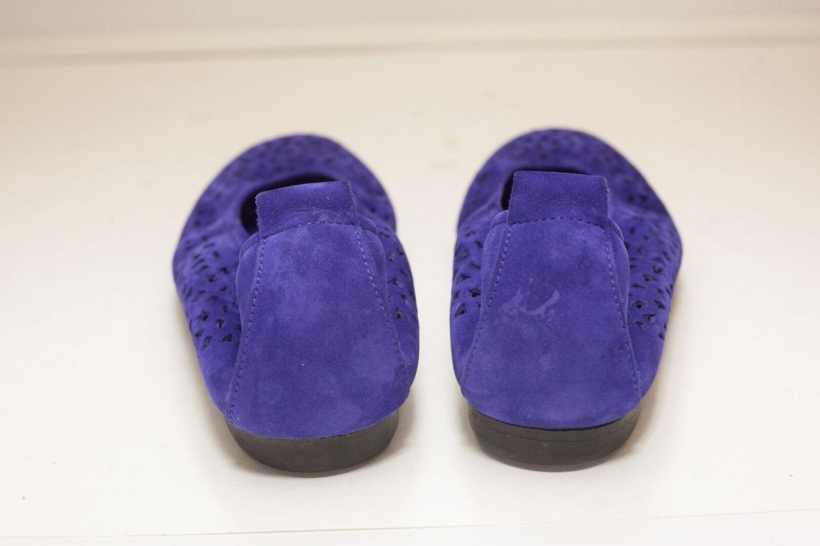 Arche Lily púrpura 6 Suede Flats US 6 púrpura EUR 37 18c8c4