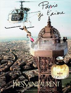 Détails Je T'aime Yves Sur Laurent Paris Advertising 107 2000 Parfum Publicité Saint wZiuOlPkXT