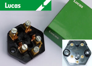 details about lucas 37132 type sf6, 2 way fuse box, for austin healey, triumph tr2 mga, 1g2613 Suzuki Fuse Box Location