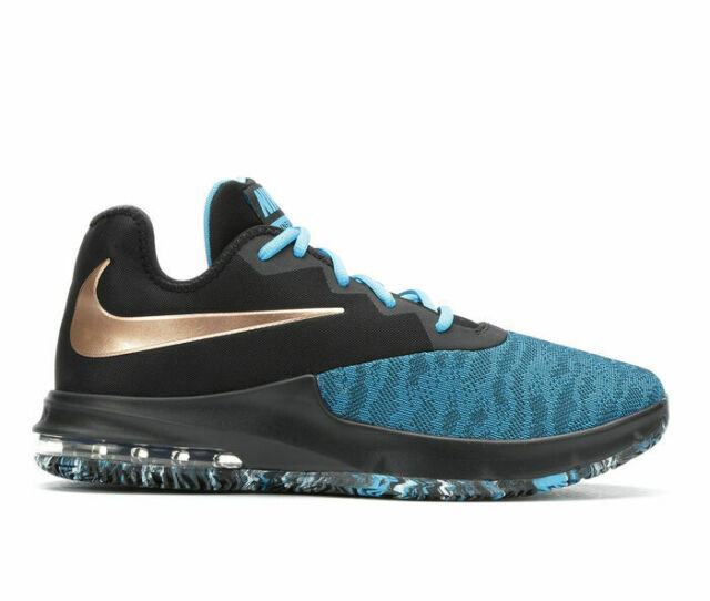NIB Men's Nike Air Max Infuriate III Low Basketball Shoes Limited Quantity