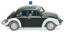 Wiking Spur HO 086434 Polizei VW Käfer 1200