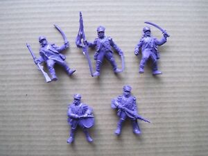 Cossaks toy soldiers Technolog 54 mm
