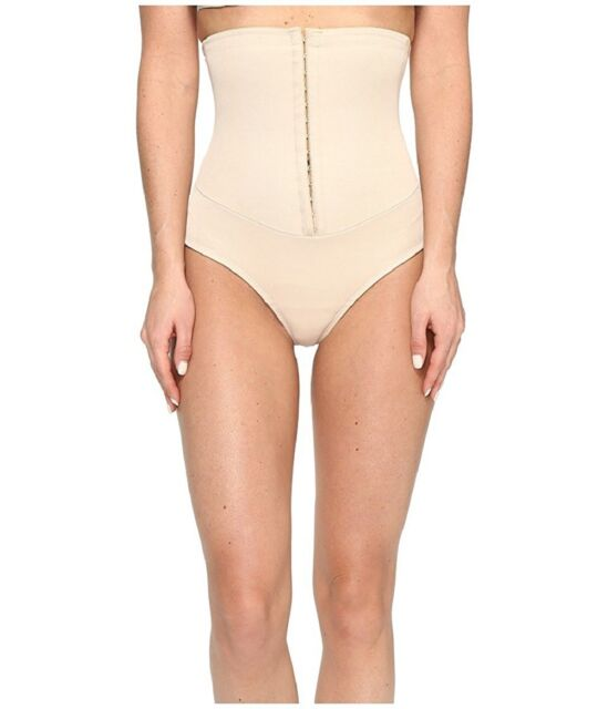 ee59ff40c3ed3 Miraclesuit 2728 Inches off Waist Cinching Thong L Nude. About this  product. Picture 1 of 2  Picture 2 of 2. Picture 2 of 2
