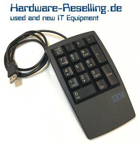 IBM Numeric Ext USB Keypad KU-9880 09N5548 Numeric Keypad