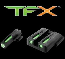 New TFX™ Tritium/Fiber-Optic Day/Night Sights Smith and Wesson M&P Set