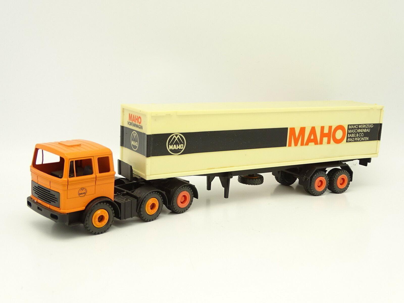Gesha 1 50 –lastbil Mercedes Mid Tjärnväger MAHO