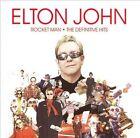 Rocket Man: The Definitive Hits by Elton John (CD, Mar-2007, UMVD)